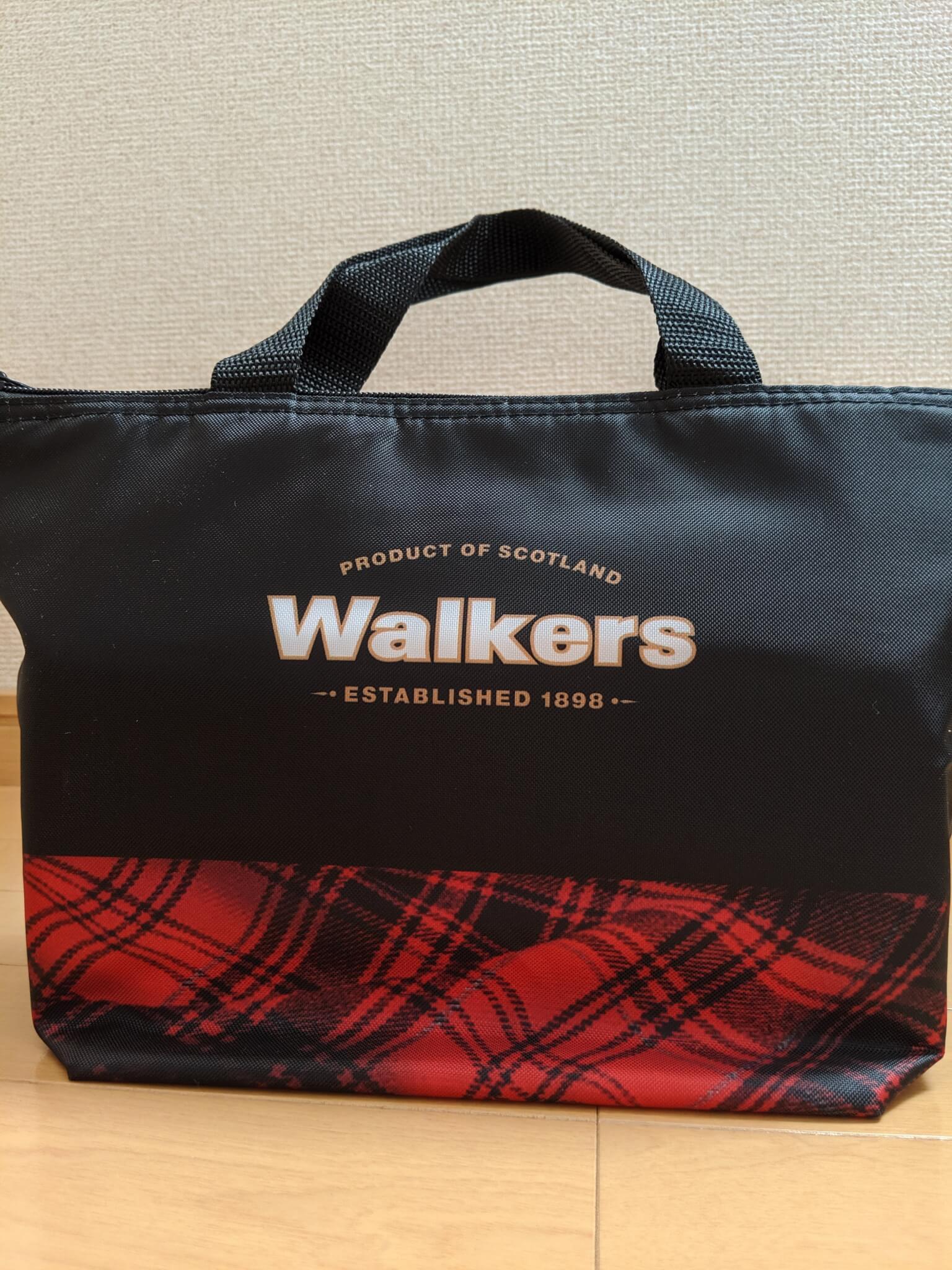ウォーカーのランチバッグ