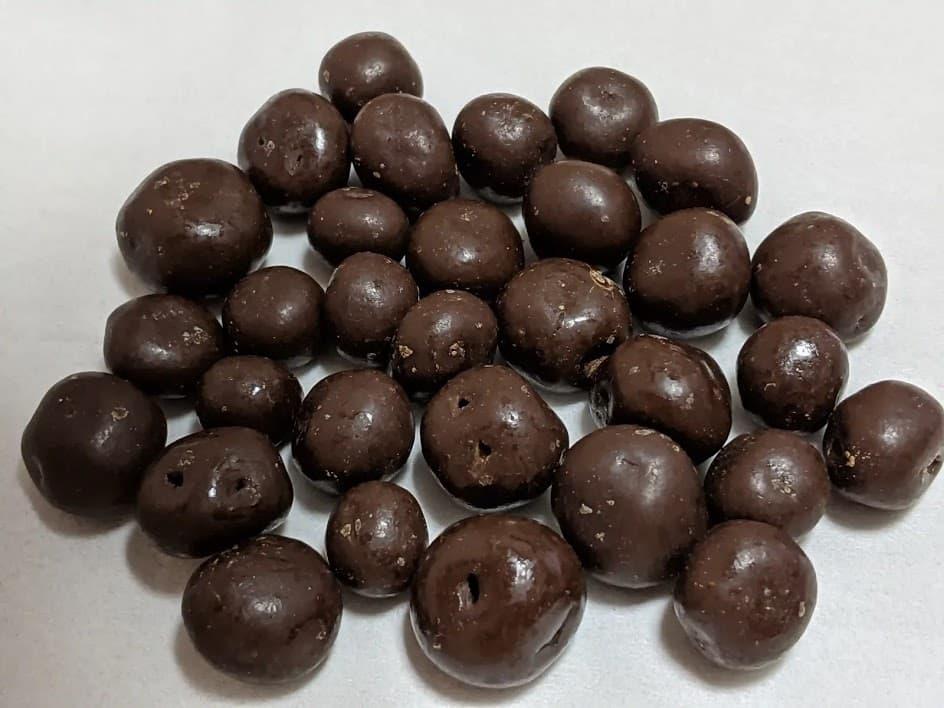 カルディ ブルーベリーインダークチョコレート