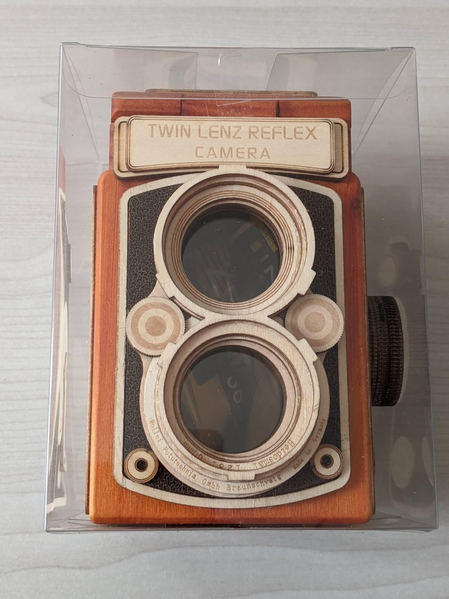 カルディ レフレックスカメラチョコレート