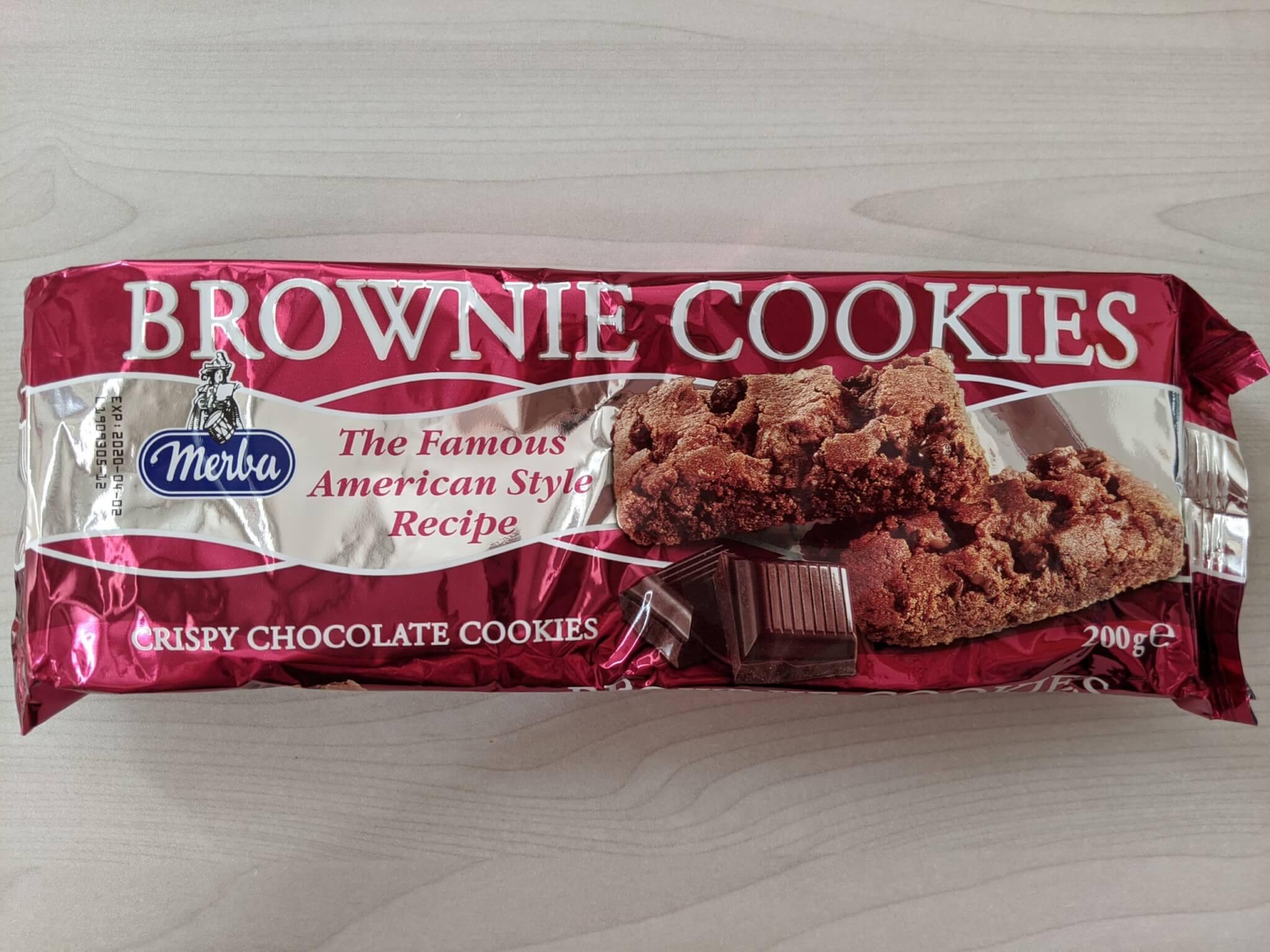 メルバ ブラウニークッキー