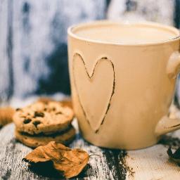 珈琲とクッキー