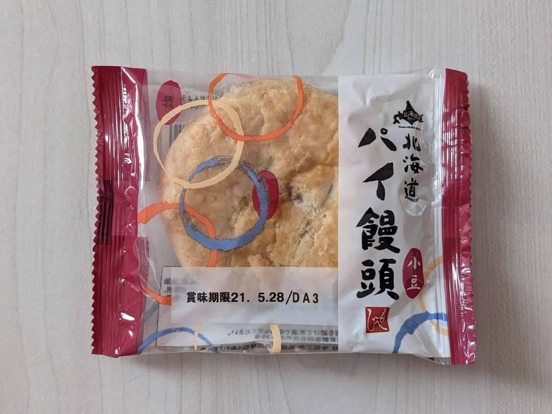 カルディ もへじ 北海道パイ饅頭 小豆
