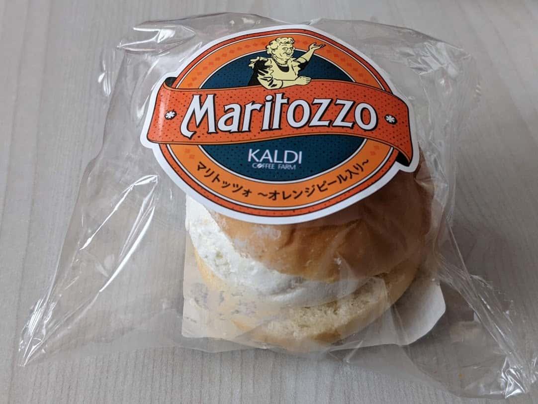カルディ マリトッツォ