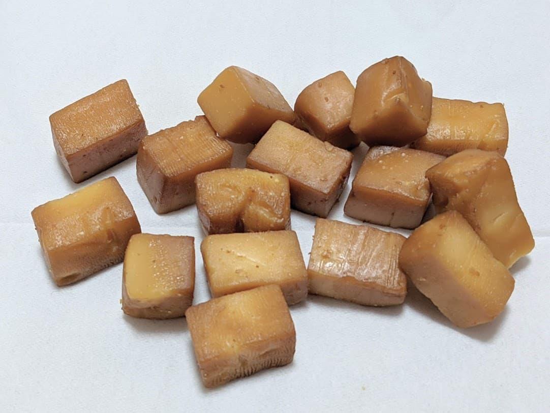 カルディ もへじ しらかばスモークチーズ