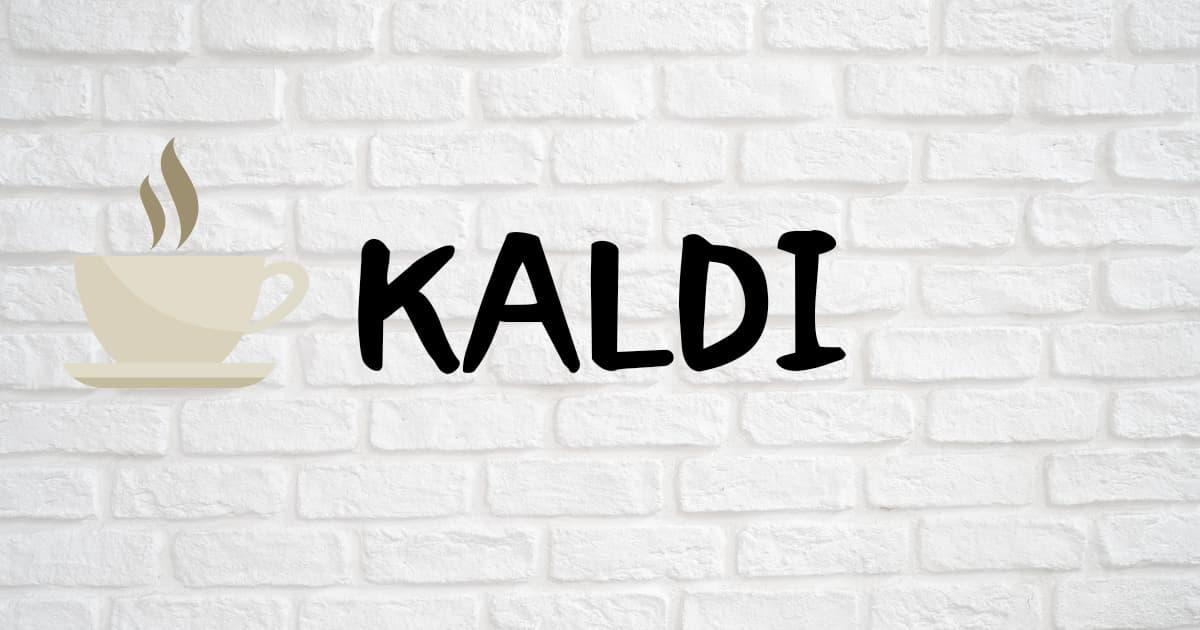 KALDI