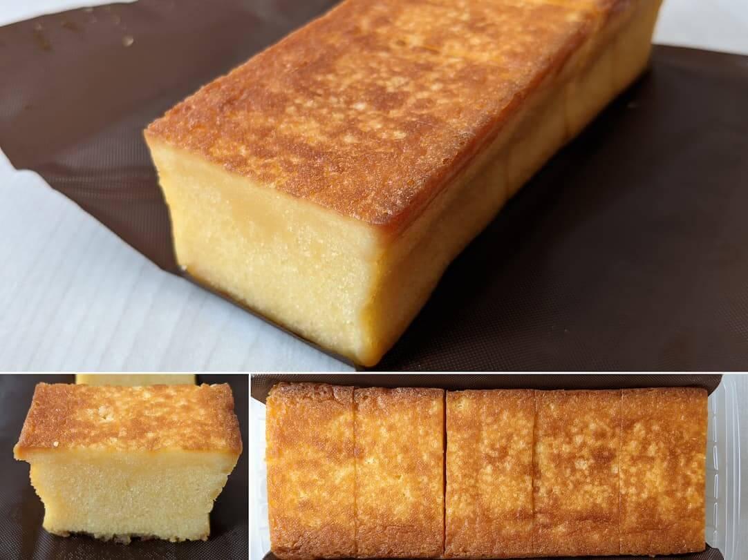 カルディ 杏仁豆腐ケーキ