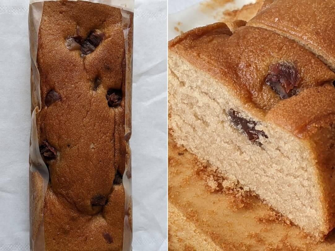 カルディ マロンパウンドケーキ