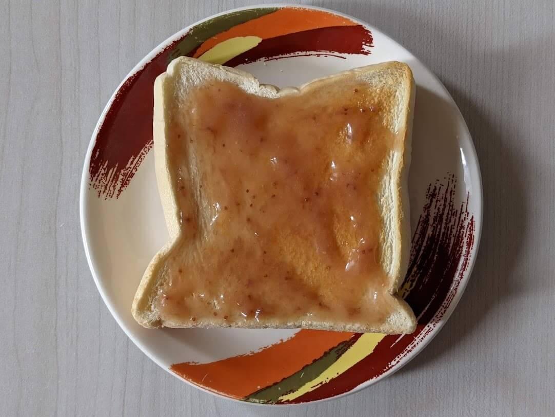 カルディ あまおう苺バター